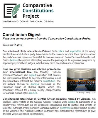 12.17.15 Constitution Digest