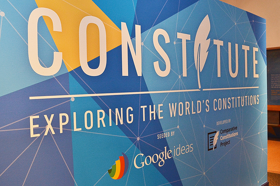 Constitute was developed by the CCP in collaboration with Google Ideas.