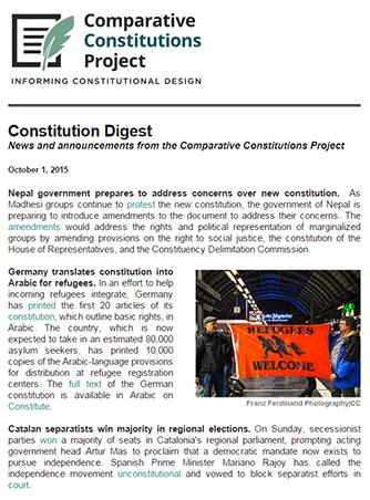 Constitution Digest 10.2.15