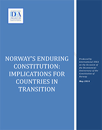 Norway's Enduring Constitution: Implications for Countries in Transition